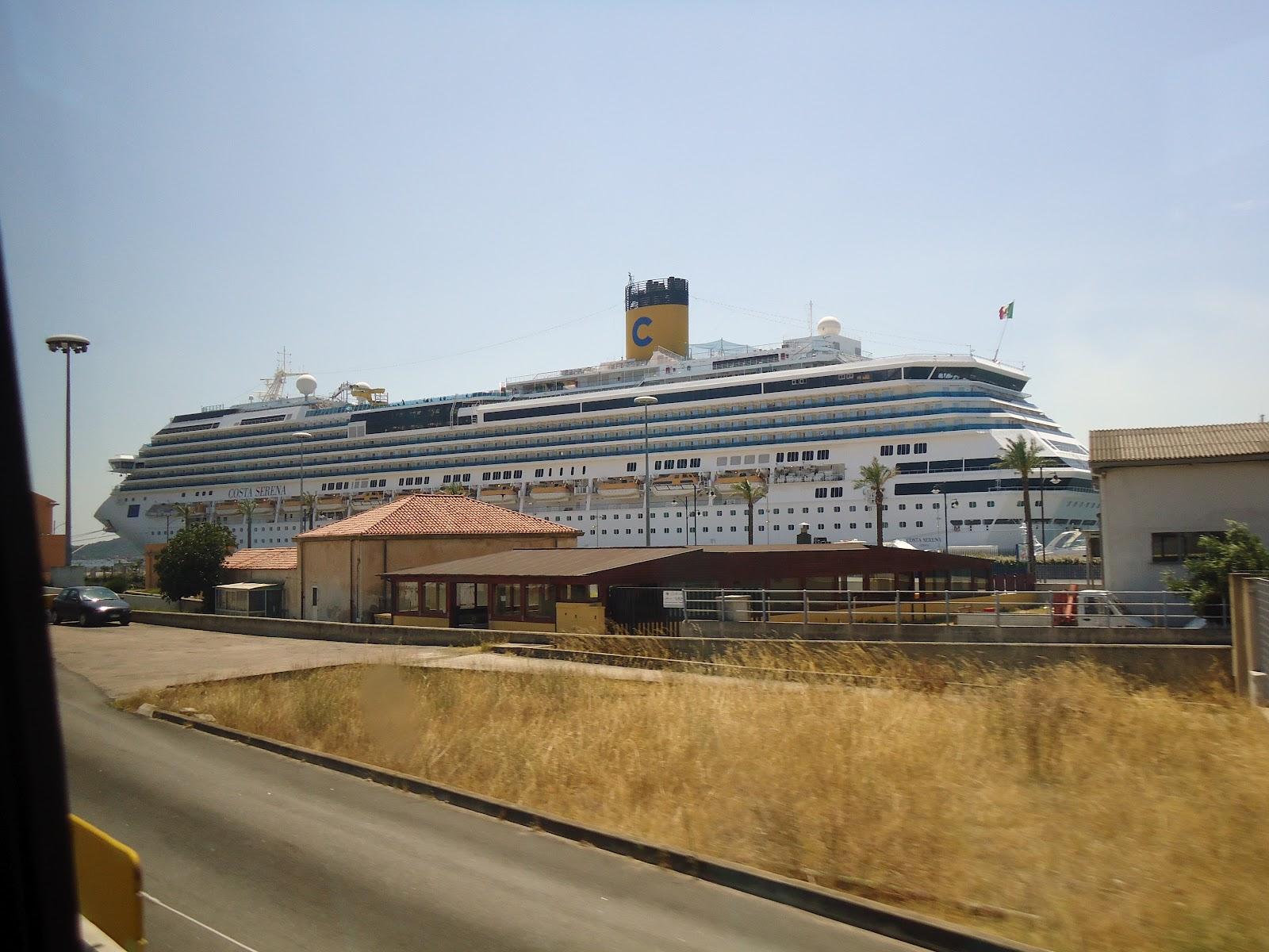 Välimeren risteily – Our Mediterranean cruise