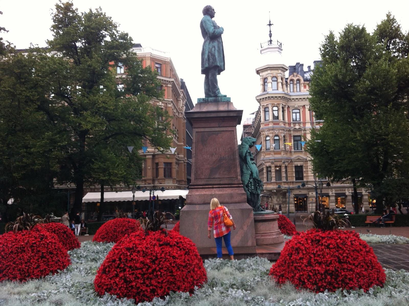 Muutama kuva Helsingistä ja Haminasta – Some photos from Helsinki and Hamina