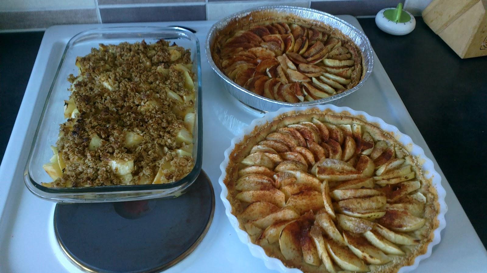 Laiskan leipurin leipomukset! – A lazy baker's pies