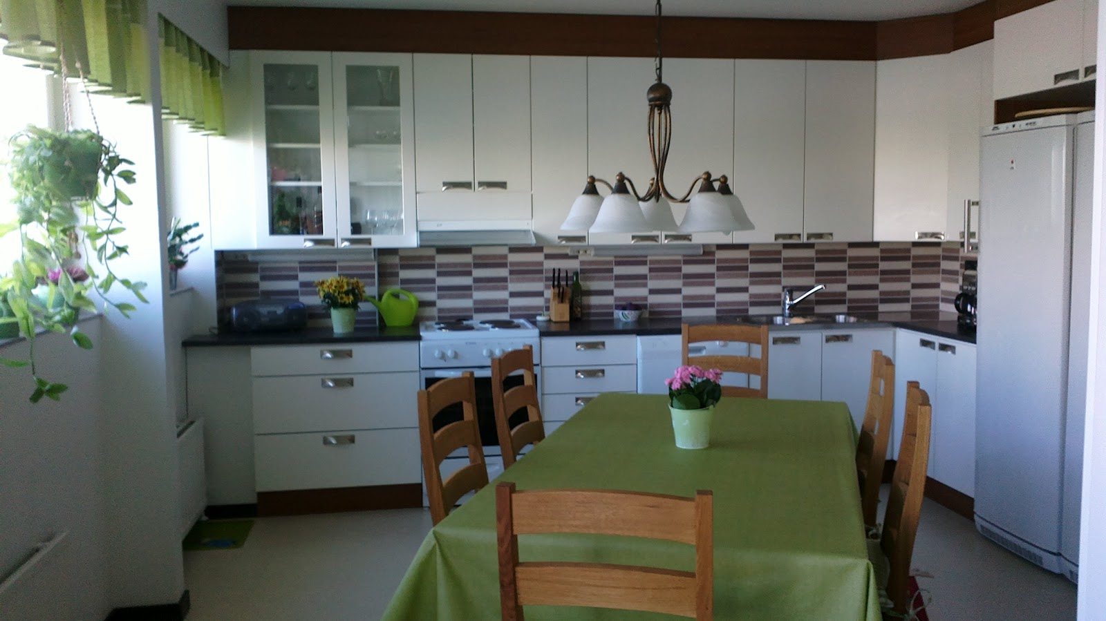 Keittiöhaaste – A challenge to introduce our kitchen