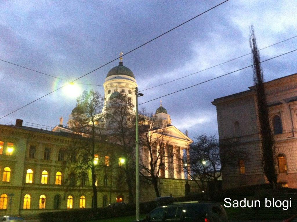 Kuvia Helsingistä – Some pictures of Helsinki