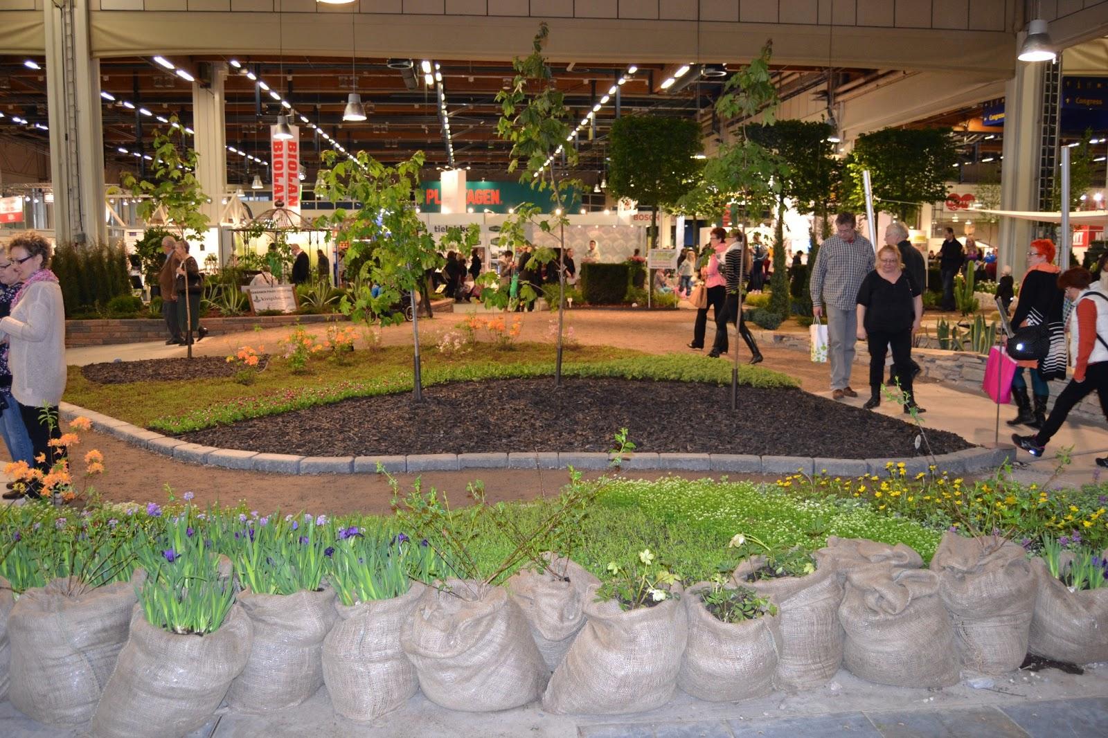 Helsingin puutarhamessut: osa 2 – Helsinki Garden Fair: part 2