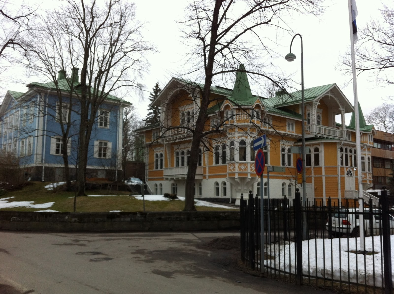 Keväinen Helsinki – The vernal Helsinki
