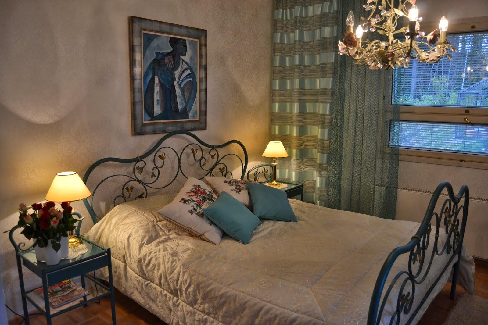 Makuuhuoneen sisustaminen – Bedroom's decor
