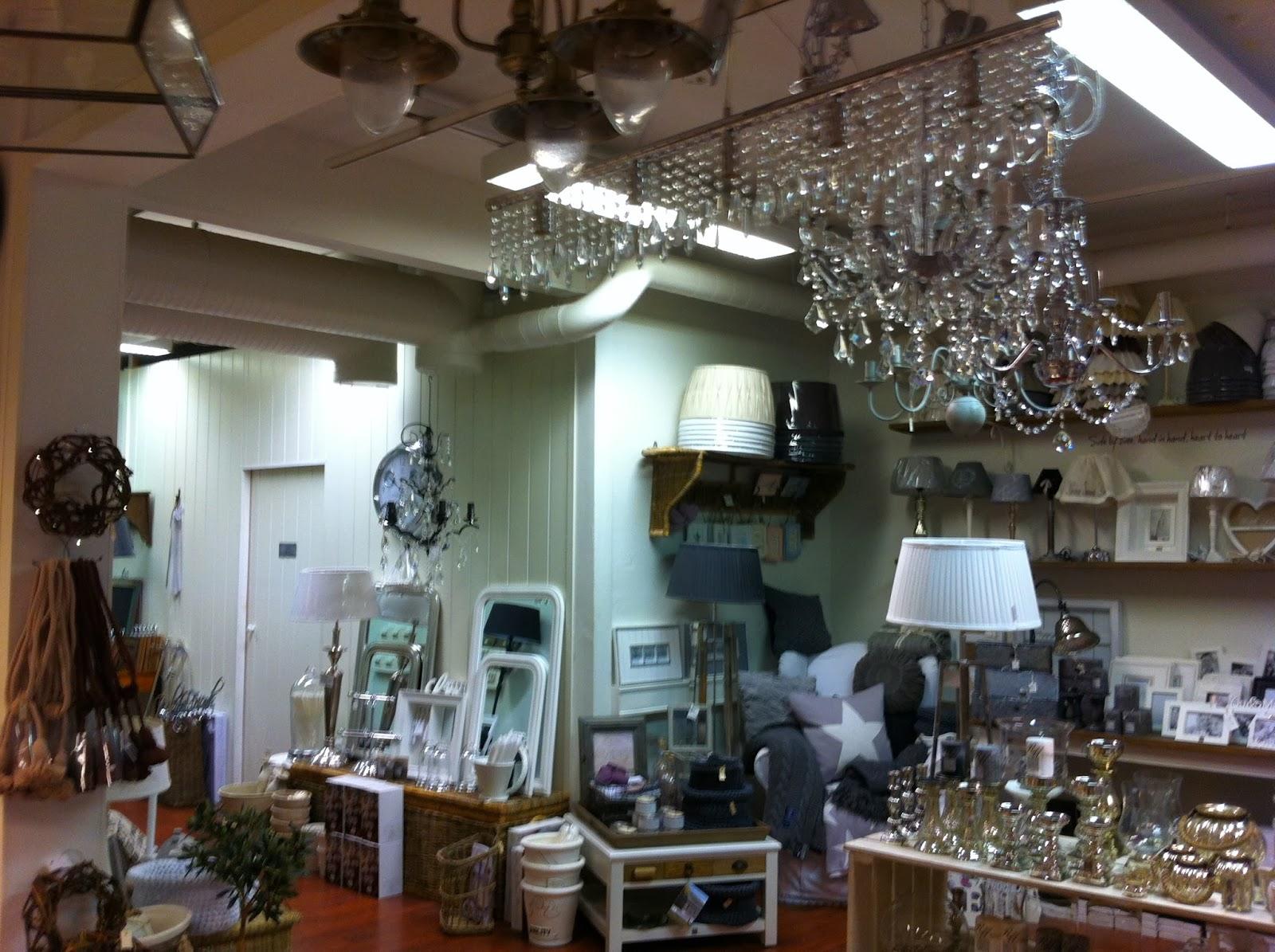 Sisustusliike K & K Lappeenrannassa – The decor store K & K
