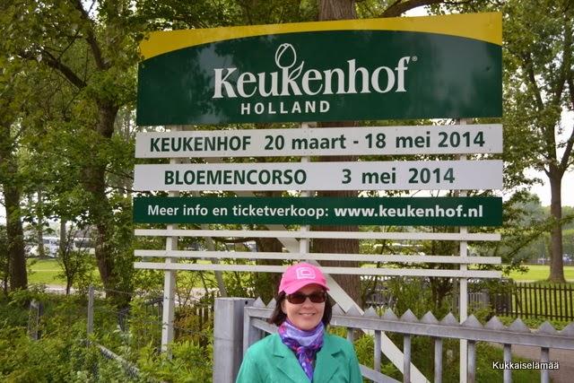 Tulppaanien Keukenhof: osa 1- Tulips in Keukenhof: part 1