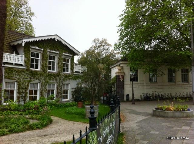 Amsterdam osa 2: Amsterdamin kasvitieteellinen puutarha – Amsterdam part 2: The Botanical garden in Amsterdam
