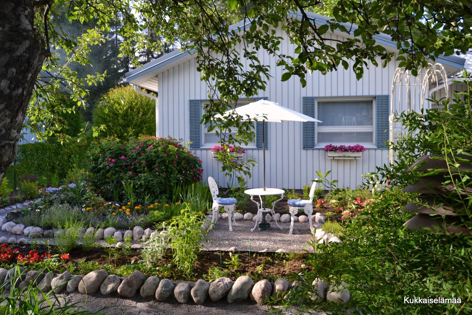 Tervetuloa vierailemaan puutarhassamme sunnuntaina 29.6.2014
