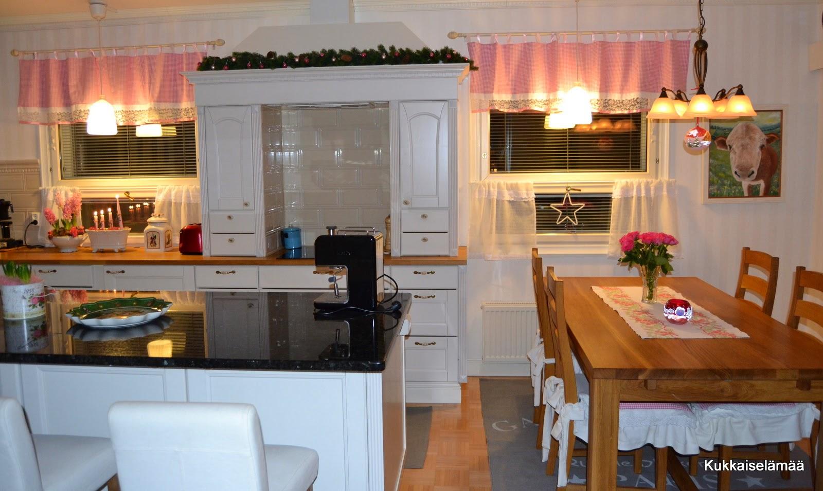 Keittiön joulu – Christmassy kitchen