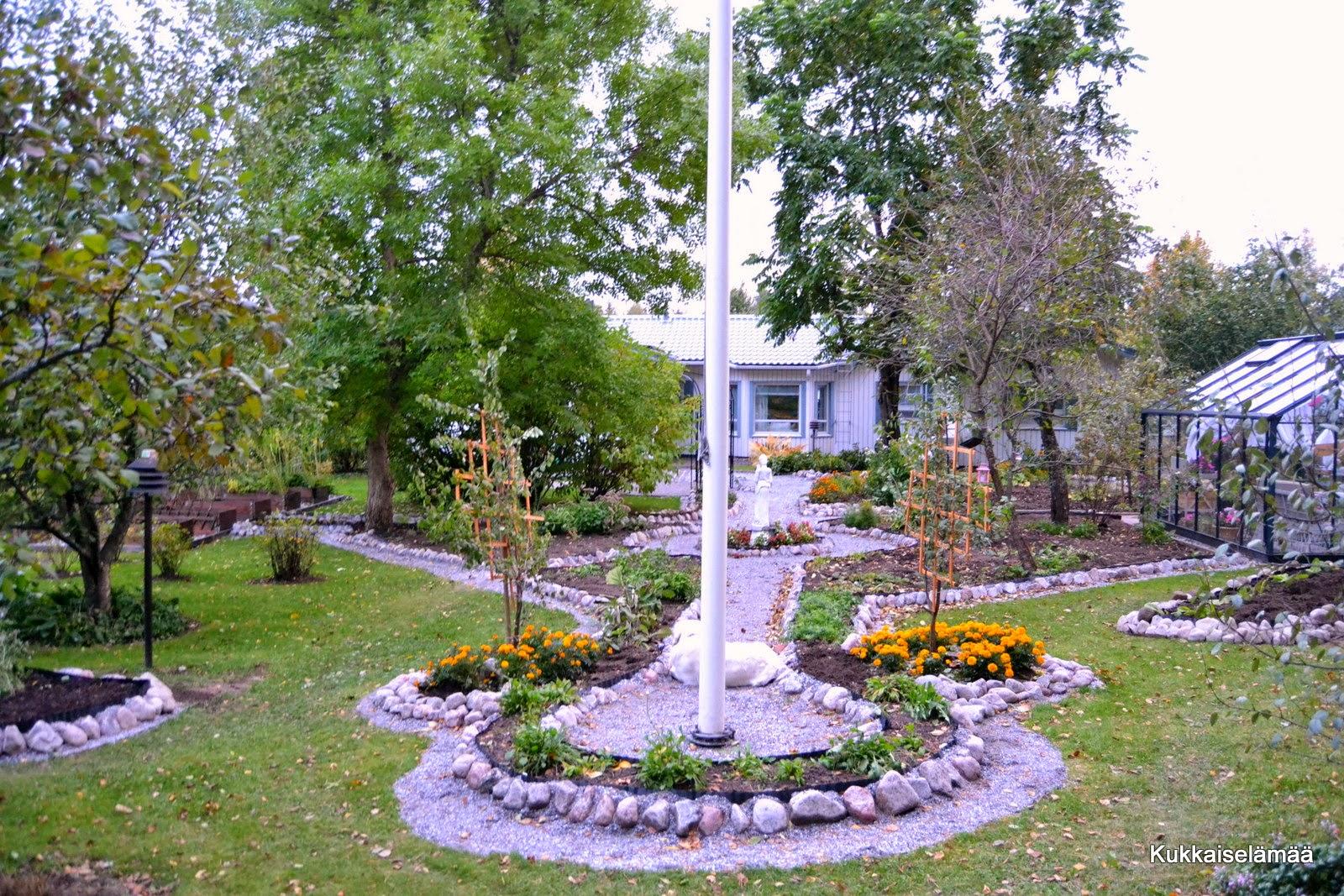 Tulevan puutarhakauden suunnittelua – Garden plans