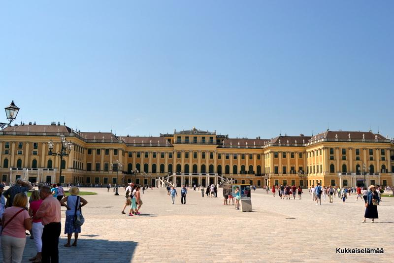 Schönbrunn – Schonbrunn in Vienna
