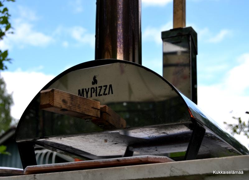 MyPizzalla herkuttelua ja Fiskars-arvonnan voittaja!