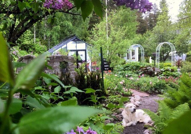 Kukkaiselmää-puutarha