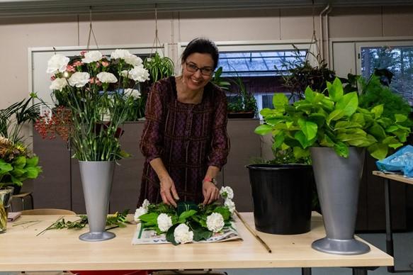 Kukkaiselämää-bloggaaja