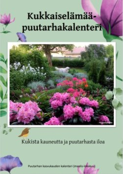 Kukkaiselämää-puutarhakalenteri