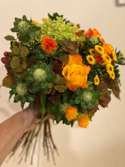 Kukkaisaa elämää – ainakin välillä